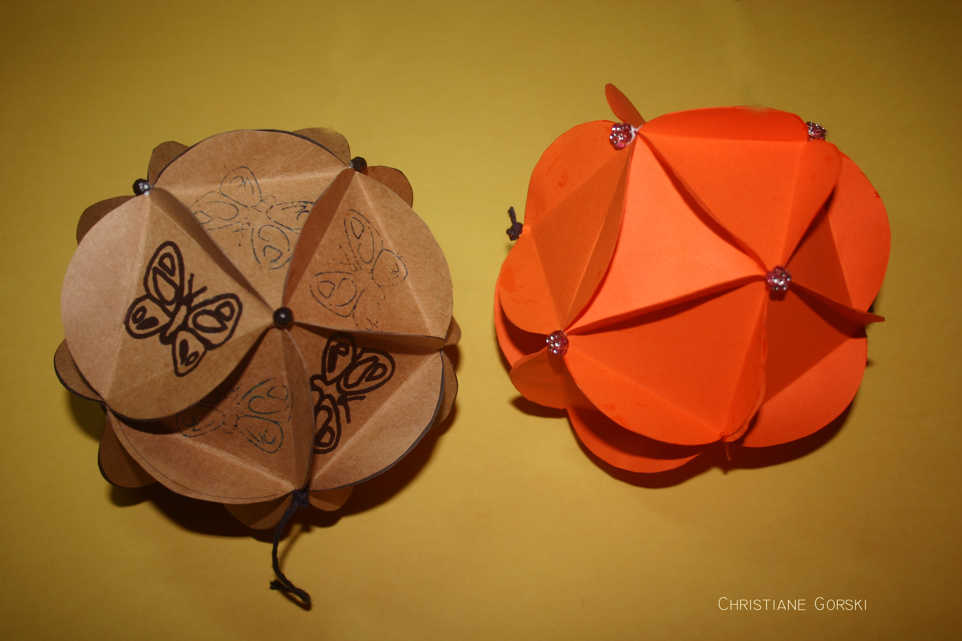 Origami Circular